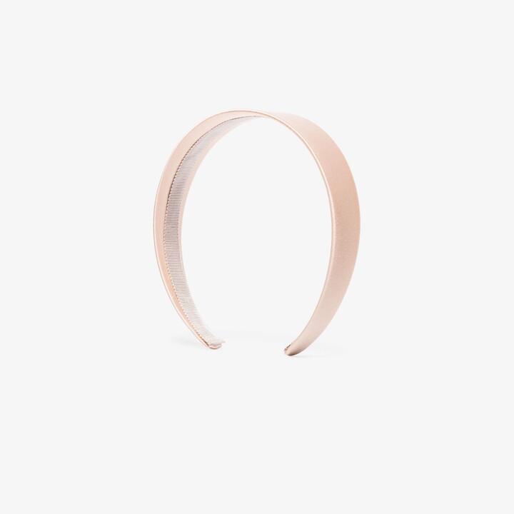 Jennifer Behr pink Lydia headband