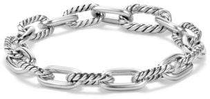 David Yurman Dy Madison Chain Small Bracelet, 8.5Mm