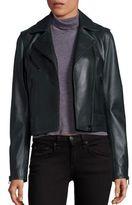 Rag & Bone Mercer Leather Moto Jacket