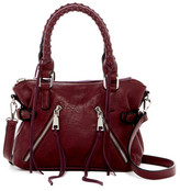 Urban Expressions Mini Aiden Vegan Leather Satchel