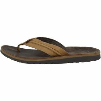 Reef Men's Voyage Lux Flip Flops