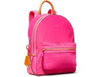 Tory Burch Perry Nylon Zip Backpack