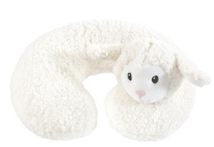 Hudson Baby Travel Neck Support Pillow, One Size