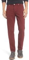 Hudson Jeans Blake Slim Fit Jeans (Trooper Crimson)