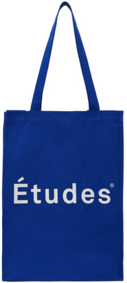 Études Blue Logo November Tote