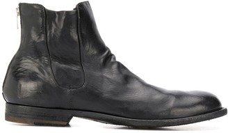 Officine Creative Graphis ankle boots