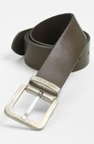 Diesel 'Begles' Leather Belt