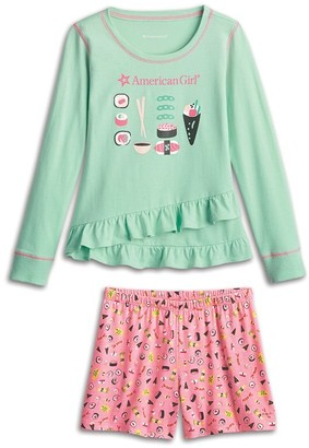 AMERICAN GIRL - That's How We Roll PJs for Girls