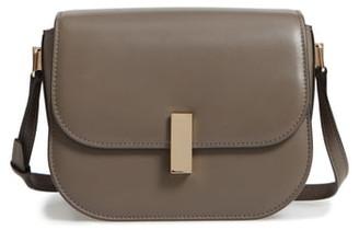 Valextra Iside Leather Crossbody Bag