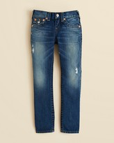 True Religion Boys' Jack Classic Fit Jeans - Sizes 8-14