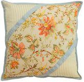 Waverly Felicite Pieced Throw Pillow