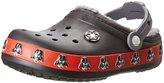 Crocs Darth Vader Lined Clog (Toddler) - Black-12/13