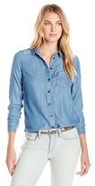 Levi's Women's Modern One-Pocket Shirt