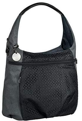 Lassig Casual Hobo Bag (Black)