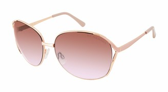 U.S. Polo Assn. U.S. Polo Association Women's PA5046 RGDRS Non Polarized Oval Sunglasses