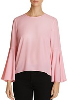 Vince Camuto Bell Sleeve Blouse - 100% Exclusive