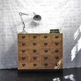 Cambrewood 18 Drawer Apothecary Cabinet
