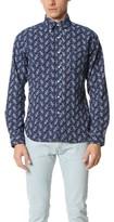 Gant Indigo Oxford Mikado Shirt