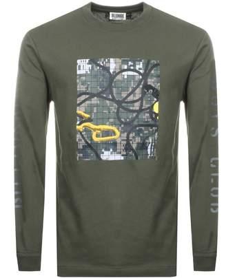 Billionaire Boys Club Graphic Design T Shirt Green