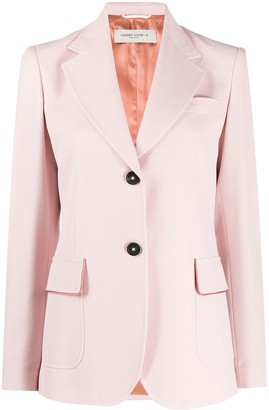 Golden Goose Single-Breasted Tailored Blazer