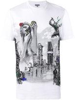 Lanvin 'The Refinery' T-shirt - men - Cotton - XL