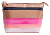 Ted Baker Small Marina Mosaic Cosmetics Case