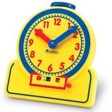 Learning Resources Primary Time Teacher Student Learning Clock by
