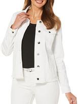 Rafaella Petites Petite Button-Down Jacket