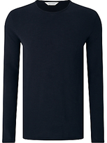 Samsoe & Samsoe Durango Long Sleeve Cotton T-shirt