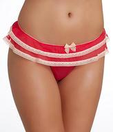 Miss Mandalay Paige Skirted Thong