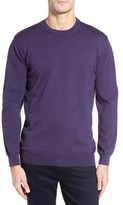 Bugatchi Men's Merino Wool Sweater