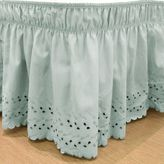 EasyFitTM Eyelet Ruffled Bed Skirt