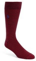 Polo Ralph Lauren Men's Stripe Crew Socks