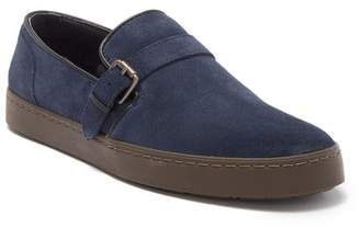 John Varvatos Collection Star Suede Slip-On Sneaker