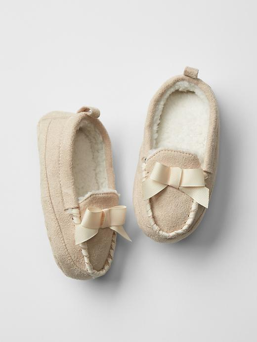 Gap Moccasin slippers