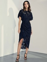 Ever New Tamara Ruched Midi Dress