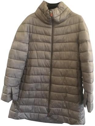 Save The Duck Beige Coat for Women