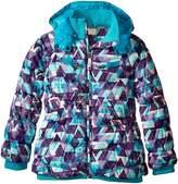 Roxy Big Girls' Shredding Hooded Coat