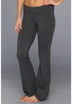 New Balance Anue Mantra Yoga Pant (Black Heather) - Apparel