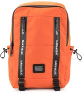 Makavelic large rectangular backpack