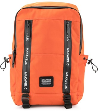 Makavelic Large Rectangular Backpack