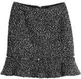 Karl Lagerfeld Mini Skirt with Zipper