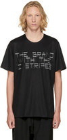 Y-3 Black Logo T-Shirt