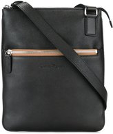 Salvatore Ferragamo messenger bag - men - Calf Leather - One Size