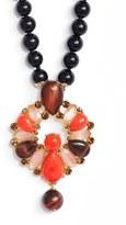 Kate Spade Women's 'Burst Into Bloom' Pendant Necklace