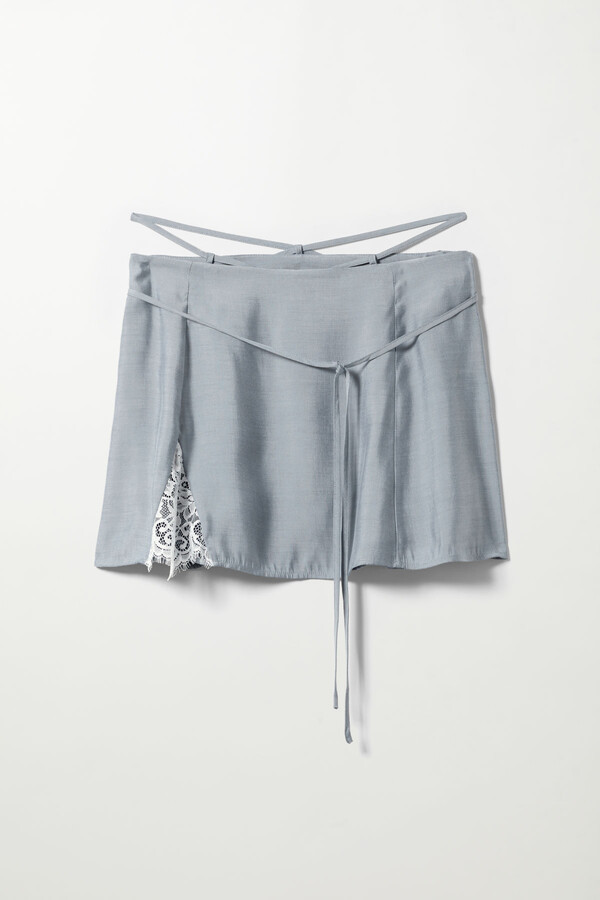 Thumbnail for your product : Weekday Lucille Skirt - Blue