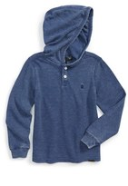 Volcom Boy's 'Murphy' Hooded Thermal Shirt
