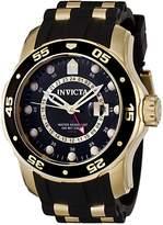 Invicta Pro Diver GMT Black Dial Men's Watch