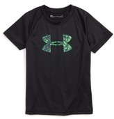 Under Armour Toddler Boy's Digital City Graphic Heatgear T-Shirt