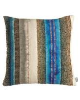 "Aviva Stanoff Wild Silk Pillow, 20""Sq."